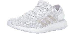 Adidas Men's Pureboost - Knit Running Sneakers
