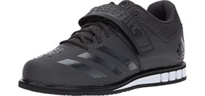 Adidas Men's Powerlift 3.0 - Colorful Aerobic Bootie