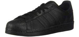 Adidas Men's Superstar Original - Shoe for Comfort