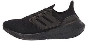 Adidas Men's Ultraboost 21 - Running Shoes for Plantar Fasciitis