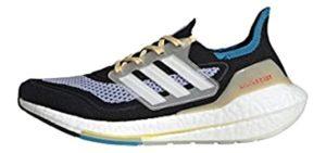 Adidas Women's Ultraboost 21 - Running Shoes for Plantar Fasciitis