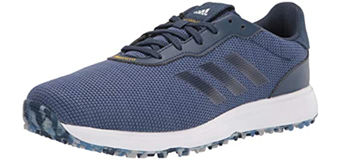 Adidas Men's S2g - Wide Feet Shoe