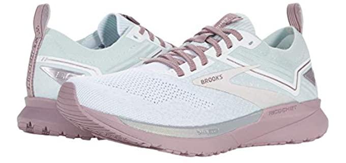 Brooks Women's Ricochet 3 - Shoes for a Nurse