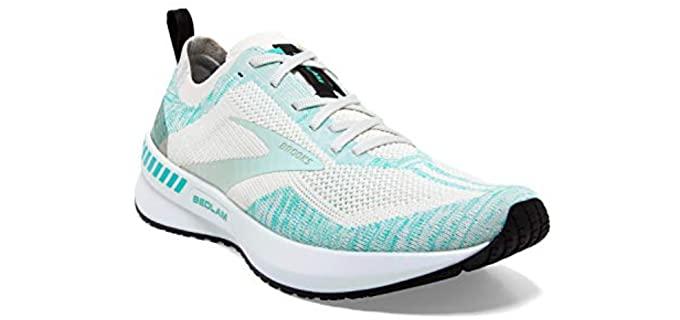 Brooks Women's Bedlam 3 - Shoe for a Nurse