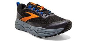 Brooks Men's Caldera 5 - Achilles Tendinitis Trail Shoe