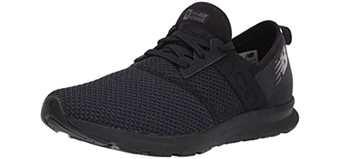 New Balance Women's FuelCore Nergize V1 - Cushioned Zumba Shoes