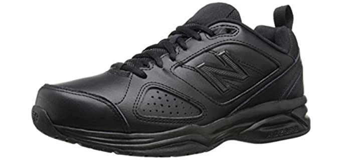 New Balance Women's 623V3 - Leather Shoes for Zumba