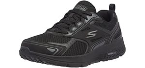 Skechers Men's Go Run Consistent - Running Shoe for Morton's Neuroma