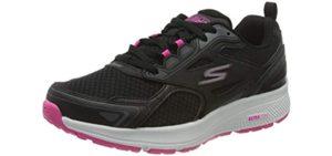 Skechers Women's Go Run Consistent - Running Shoe for Morton's Neuroma
